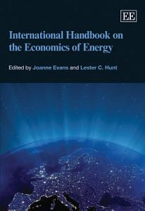 International Handbook on the Economics of Energy