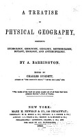 A Treatise on Physical Geography PDF