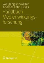 Handbuch Medienwirkungsforschung PDF