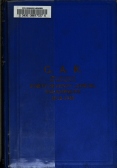 Journal of Proceedings of the ... Annual Encampment of the Department of Minnesota, Grand Army of the Republic: Issue 47
