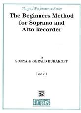 The Beginners Method for Soprano and Alto Recorder