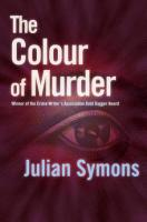 The Colour Of Murder PDF