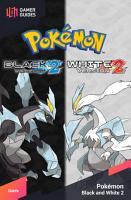 Pok  mon  Black   White 2   Strategy Guide PDF