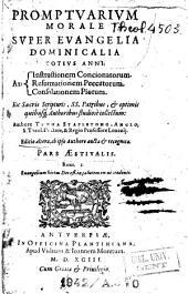 Promptuarium morale super evangelia dominicalia totius anni