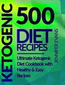 500 Ketogenic Diet Recipes PDF