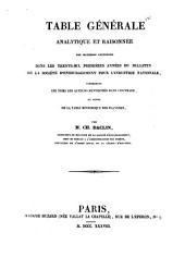 Bulletin: Volumes1à36