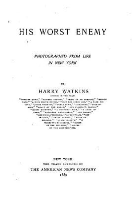 His Worst Enemy PDF