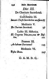 Secessus Triduani Sacerdotales Octo: Virtutes Sacerdotis. Triduum V.