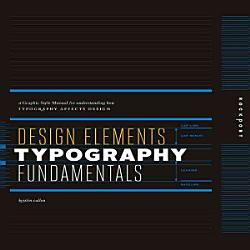 Design Elements Typography Fundamentals Book PDF