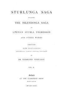 Sturlunga Saga Book