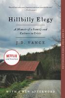 Hillbilly Elegy PDF