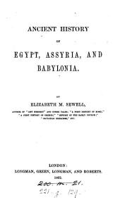 Ancient history of Egypt, Assyria and Babylonia