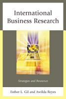 International Business Research PDF