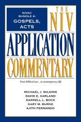 NIVAC Bundle 6  Gospels  Acts PDF