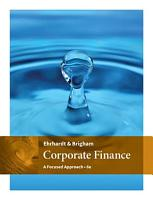 Corporate Finance  A Focused Approach PDF