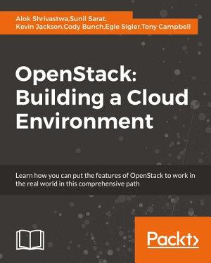 OpenStack  Building a Cloud Environment