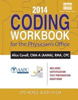 2014 Coding Workbook for the Physician s Office PDF