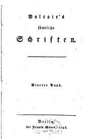 Sämmtliche Schriften: Band 4