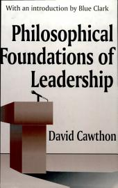 Philosophical Foundations Leadership (Clt)
