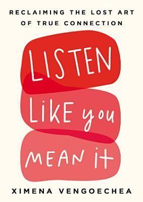 Listen Like You Mean It PDF