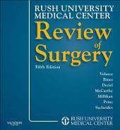 Rush University Medical Center Review of Surgery E-Book: Edition 5