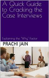 A Quick Guide To Cracking The Case Interviews Book PDF