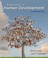 Essentials of Human Development  A Life Span View PDF