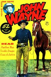 John Wayne Adventure Comics, Number 4, Guns of Justice
