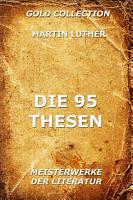 Die 95 Thesen PDF