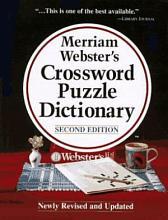 Merriam Webster s Crossword Puzzle Dictionary PDF