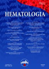 Hematología: Volumen 21 - Nº1