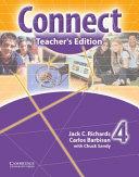 Connect Teachers Edition 4