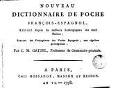 Nouveau dictionaire de poche françois-espagnol, 2