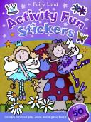Fairy Land Activity Fun Stickers PDF