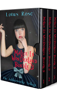 Malice in Wonderland Bundle 3  The Jabberwocky Trilogy PDF