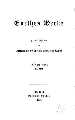 Abt  Goethes Briefe  53 v   PDF
