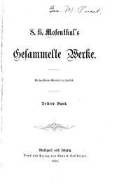 Ein deutsches Dichterleben. Pietra. Die deutschen Komödianten