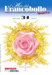 l'Arte del Francobollo n. 34 - Marzo 2014