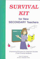 Survival Kit for New Secondary Teachers PDF
