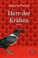 Herr der Kr  hen   Roman PDF