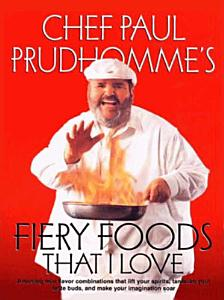 Fiery Foods That I Love Book