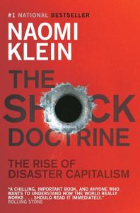 The Shock Doctrine Book