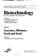 Biotechnology  Enzymes  Biomass  Food and Feed PDF