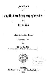 Handbuch der englischen Umgangssprache