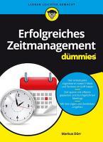 Erfolgreiches Zeitmanagement f  r Dummies PDF