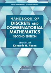 Handbook of Discrete and Combinatorial Mathematics PDF