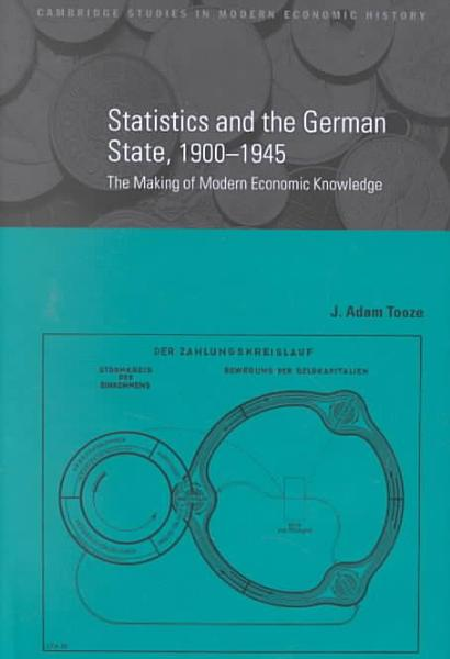 Download Statistics and the German State  1900 1945 Book