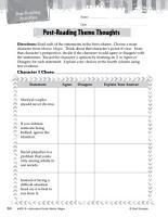 Maniac Magee Post Reading Activities PDF
