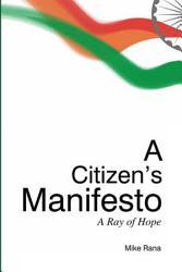 A Citizen S Manifesto Book PDF