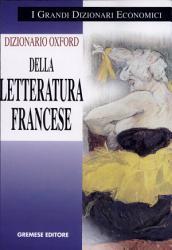 Dizionario della letteratura francese PDF